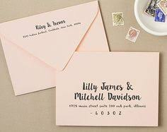 inexpensive save the dates fonts to address save the date envelopes home wedding collection