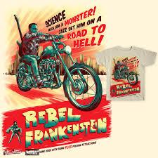 Frankenstein Shower Curtain by Score Rebel Frankenstein By David Maclennan On Threadless