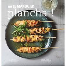livre cuisine plancha livre de recettes plancha lemarquier leroy merlin