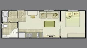 Granny Flat Floor Plans 1 Bedroom 1 Bedroom Unit Granny Flat Designs The Compacto Granny Flat