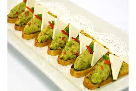canapes finger food cold canapes cold finger food