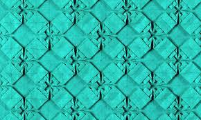Origami Tessalation - origamisan articles classic mosaic origami origami tessellations