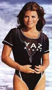 Yasmine Bleeth Butt - fcba history 7 september 2001 yasmine bleeth vs dani fishel