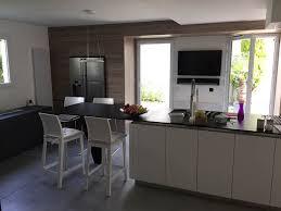 cuisine avec ilot central et coin repas ilot central cuisine avec table 13 cuisine coin repas cuisine