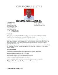 Electrician Resume Sample by Skilled Trades Supervisor Resume Samples A One Page Supervisors