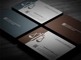 Lawyer Business Card Design Creative Lawyer Business Card 2 On Behance
