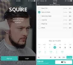 squire is the u0027uber for haircuts u0027 business insider