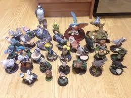 32 different beautiful bird figures collection in swansea gumtree