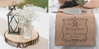 burlap wedding decor wedding decoration ideas rustic burlap wedding decorations with