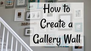 Gallery Home Decor How To Create A Gallery Wall Our New Gallery Wall Home Decor