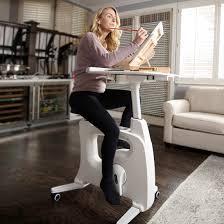 Office Desk Exercise Flexispot V9 Desk Exercise Bike Home Office Standing Desk Cycle
