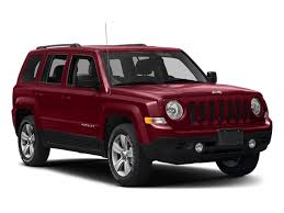 2017 jeep patriot price trims options specs photos reviews