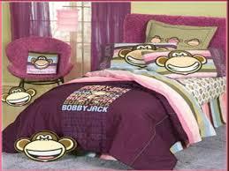 Monkey Bedding Set Purple Teenage Bedrooms Kmart Bedding Sets Comforter Set