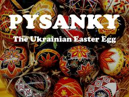 Easter Egg Decorating Ppt by The Ukrainian Easter Egg Ppt Video Online Download