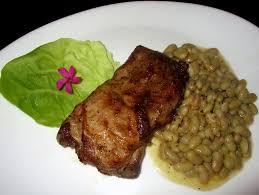 cuisiner les flageolets epigramme d agneau aux flageolets verts