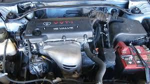 wrecking 2005 toyota camry engine 2 4 4cyl 2az sk36 j13503