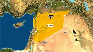 Syria On A Map by Escalation In Syria Was Almost Inevitable Opinion Cnn