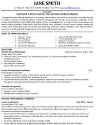Accounts Receivable Skills Resume Accounts Receivable Resume Template Resume Builder