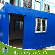 2016 china alibab sale steel frame folding prefab container home