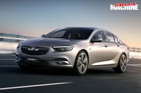 2018 holden commodore revealed street machine
