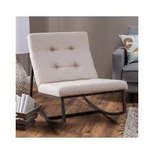 Upholstered Rocking Chair Nursery Upholstered Rocking Chair Ebay