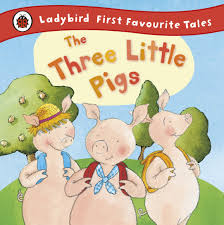 pigs ladybird favourite tales amazon