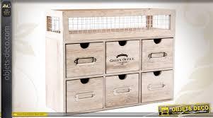 tiroirs cuisine mini meuble à 6 tiroirs étagère pour la cuisine ou l atelier