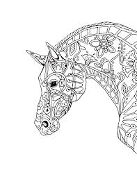 107 coloring horse images coloring books