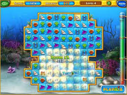 Aquascapes Game Play Online Fishdom Free Download Gametop