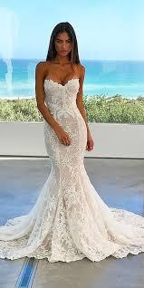 wedding dresses for brides mermaid sweetheart lace bridal dresses for destination wedding