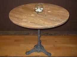 mobilier de bistrot table de bistrot en bois u2013 myqto com