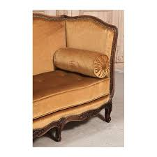 Antique French Settee Antique Country French Sofa Inessa Stewart U0027s Antiques