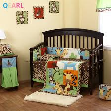 Jungle Baby Bedding Online Get Cheap Monkey Baby Bedding Aliexpress Com Alibaba Group
