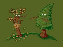 oh nooo awkward tree jokes arborscape things we like