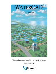 water cad users guide installation computer programs