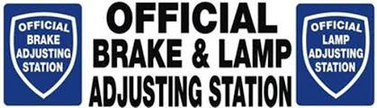 brake and light inspection locations state brake l inspections walker s automotive
