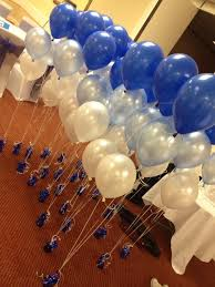 unbelievable design blue and white centerpieces wedding reception