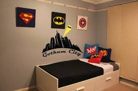 Emejing Batman Bedroom Ideas Gallery Amazing Home Design Privitus - Batman bedroom decorating ideas