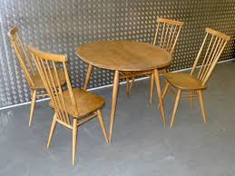 chair appealing an ercol grand windsor dining suite comprising