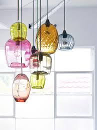 custom blown glass pendant lights 15 blown glass pendant lighting ideas for a modern and sleek glow