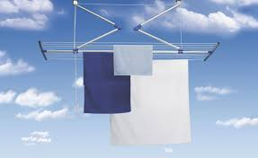 clothes airers ceiling mounted drying racks clotheslines com