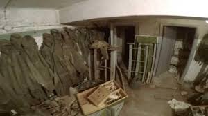 bunker found under lithuanian factory the weather channel