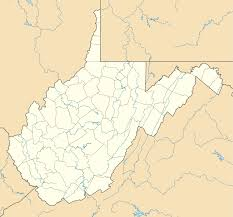 George Washington National Forest Map by Harpers Ferry National Historical Park Wikipedia
