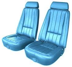 1968 corvette seats c3 corvette 1968 1975 seat covers vinyl leather like options