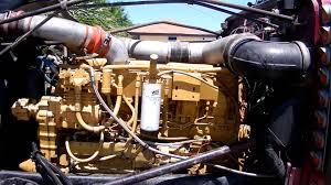 kenworth engines engine start cat 3406b 14 6l 425hp youtube