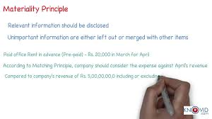 basics of accounting in india ch2 modifying principles youtube