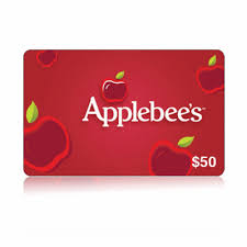 applebee gift card 50 applebee s gift card for only 40