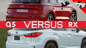 lexus pembroke pines tires 2017 audi q5 vs lexus rx youtube