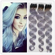 can ypu safely bodywave grey hair the 25 best grey hair extensions uk ideas on pinterest grey