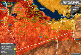 Syria War Map by The Rebels Refuse To Participate In U S Russian Deal Colonel
